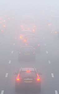 Bewolking neerslag weerbericht mist