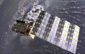 Wolkenradar weerbericht weersatelliet