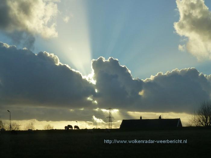 Wolken-foto