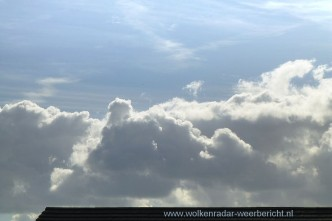 Dutch clouds picture wolkenradar photo