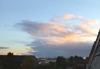 Dutch clouds picture wolkenradar photo