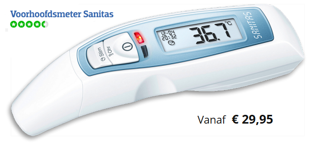 Voorhoofdsthermometer
